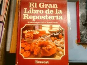 El gran libro de repostería