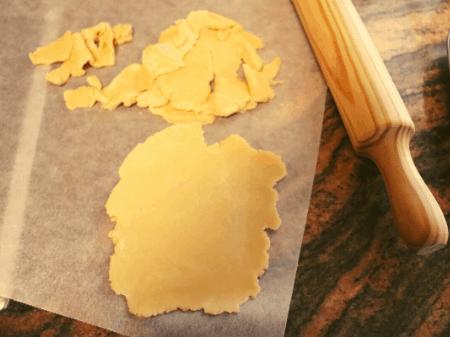Masa de tartaletas